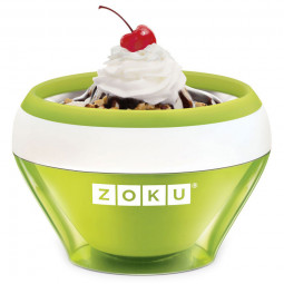 Мороженица 13.8 см Ice Cream Maker Zoku \ ZK120-GN