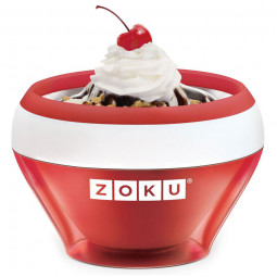 Мороженица 13.8 см Ice Cream Maker Zoku \ ZK120-RD