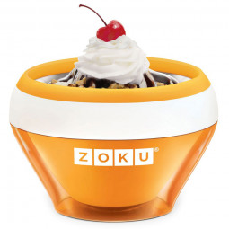Мороженица 13.8 см Ice Cream Maker Zoku \ ZK120-OR