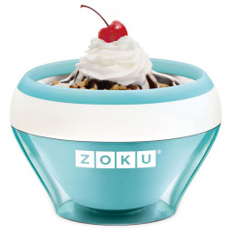 Мороженица 13.8 см Ice Cream Maker Zoku \ ZK120-LB