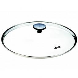 Крышка круглая стеклянная 30 см. LODGE \ GC12