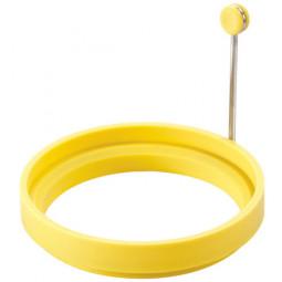 Кольцо силиконовое для жарки 10 см. желтое. LODGE \ ASER