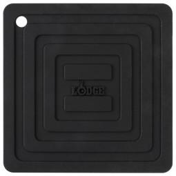 Подставка квадратная 15 см. черная. LODGE \ AS6S11