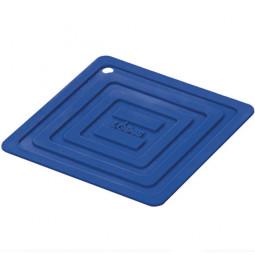 Подставка квадратная 15 см. синяя. LODGE \ AS6S31