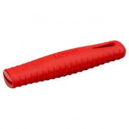 Накладка на ручку силиконовая для стальных сковородок, красная. LODGE \ ASCRHH41