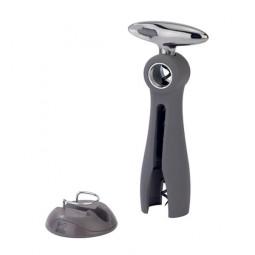 Штопор с обрезателем фольги, базальт SALMA Basalte Peugeot \ 200374