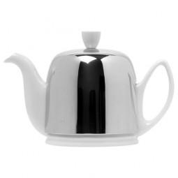 Чайник на 4 чашки фарфор White GUY DEGRENNE \ 211988