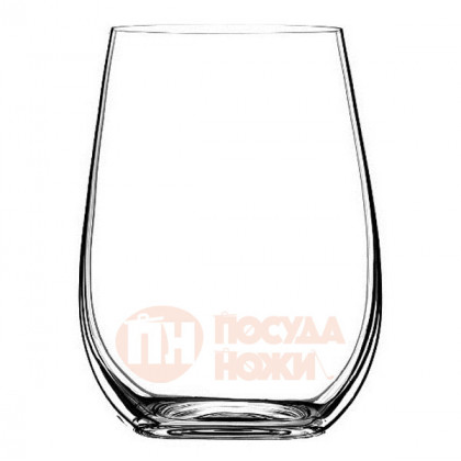 Хрустальный стакан для виски Taster Glass 375 мл The O Wine Tumbler Riedel \ 414/22