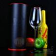 Хрустальный бокал ручной работы Riesling Grand Cru 380 мл/черный Sommeliers Black Tie Riedel \ 4100/15