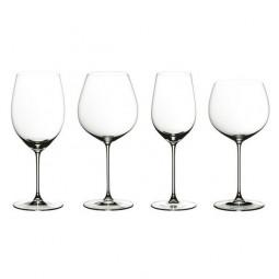 Набор из 4-х хрустальных бокалов для дегустации Veritas Riedel \ 5449/47