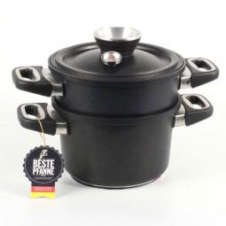 Набор для приготовления на пару AMT Gastroguss 20 см.\ AMT 1220S