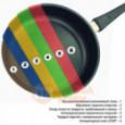 Сковорода с антипригарным покрытием  индукционная AMT Gastroguss 28 см.\ AMT I-528FIX