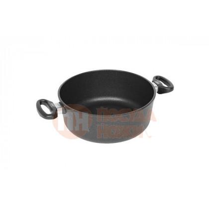 Сотейник  индукционный AMT Gastroguss 24 см.\ AMT I-1024