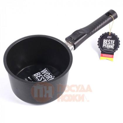 Ковш со съёмной ручкой индукционный AMT Gastroguss 16 см.\ AMT I-916