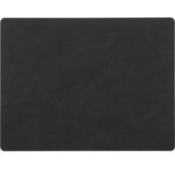 Сервировочная салфетка LIND DNA прямоугольная 35x45 см толщина 16 мм NUPO black \ 981914