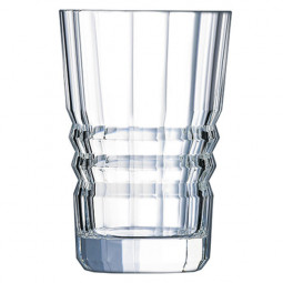 Набор хрустальных высоких стаканов 6 пр. Architecte Cristal d'Arques Paris \ L6585