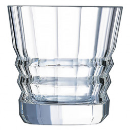 Набор хрустальных низких стаканов 6 пр. Architecte Cristal d'Arques Paris \ L8148