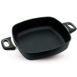 Сотейник с антипригарным покрытием с двумя ручками 28 х 28 см Cookware Induction Gastrolux \ A528
