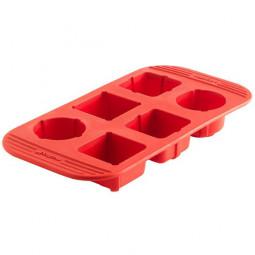 Силиконовая форма на 6 кексов 36 см Mastrad \ F43910