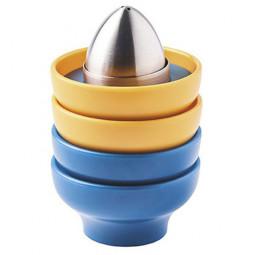 Набор из 4-х силиконовых подставок для яиц и аксессуаров Mastrad \ F65560