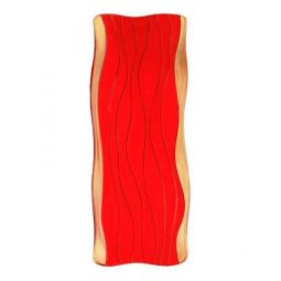 Хрустальное блюдо прямоугольное 40 см красный Ocean Nachtmann \ 84845