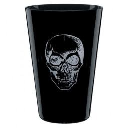 Хрустальный стакан для коктейля Череп 0.41 л черный Skull Nachtmann \ 93521