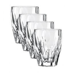 Набор хрустальных стаканов для виски 4 пр. Sphere Nachtmann \ 93626