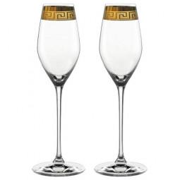 Набор хрустальных бокалов для шампанского 2 пр. Champagne Glass Muse Nachtmann \ 98060