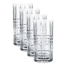 Набор хрустальных стаканов 4 пр. Square Nachtmann \ 101049