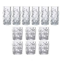 Набор хрустальных стаканов 12 пр. Punk Nachtmann \ 101874