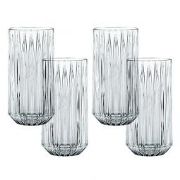 Набор хрустальных стаканов 4 пр. Jules Nachtmann \ 101980