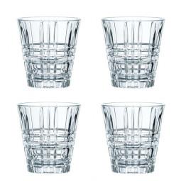 Набор хрустальных стаканов 4 пр. Square Nachtmann \ 102266