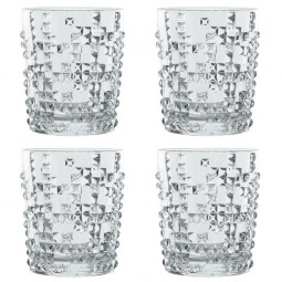 Набор хрустальных стаканов для виски 4 пр. Punk Nachtmann \ 99503