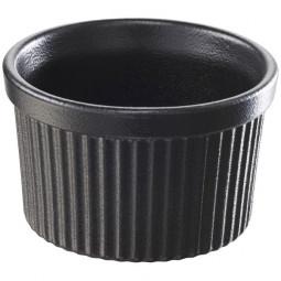 Фарфоровый рамекин для запекания 8.2 см  Черный French Classics Revol \ 644746