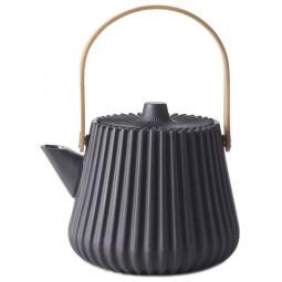 Керамический заварочный чайник с ситечком 0.45 л Pekoe Revol \ 653593