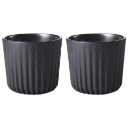 Набор керамических стаканов для кофе 2 пр. Pekoe Revol \ 653611