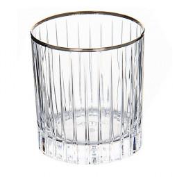 Набор хрустальных стаканов для виски 6 пр. платина Пиза Same \ SM2109_SAL