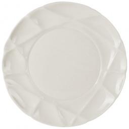Тарелка обеденная 26 см белый Succession Revol \ 650726