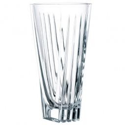 Хрустальная ваза для цветов 28 см Art Deco Nachtmann \ 81396