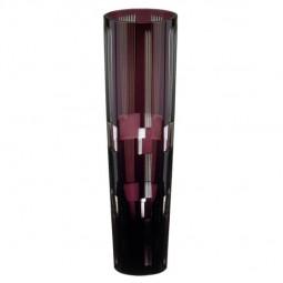 Хрустальная ваза 25 см аметист Retro Amethyst Ajka Crystal \ 94918/50464/47029