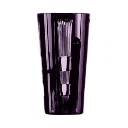 Хрустальный стакан для коктейля ручной работы 0.29 л аметист Retro Amethyst Ajka Crystal \ 1/94915/50464/47029