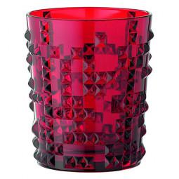Хрустальный стакан для коктейля 0.35 л красный Punk Nachtmann \ 100056