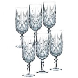 Набор хрустальных  бокалов для пива 6 пр. 0.26 л Palais Nachtmann \ 38371