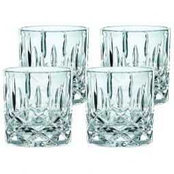Набор хрустальных стаканов для виски 4 пр. 0.24 л Noblesse Nachtmann \  98857
