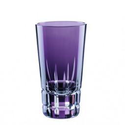 Набор хрустальных стопок 2 пр. 0.06 л фиолетовый Sixties Stella Nachtmann \ 88939