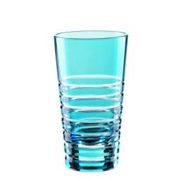 Набор хрустальных стопок 2 пр. 0.06 л голубой Sixties Rondo Nachtmann \ 88915