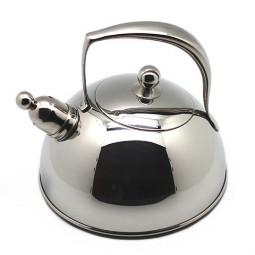 Чайник со свистком 2 л нержавеющая сталь Julia Vysotskaya Silampos \ 411307302620A