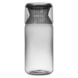 Контейнер с мерным стаканом 1.3 л серый Brabantia \ 291005