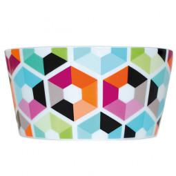 Салатник 13.1 см Hexagon Remember \ MB09