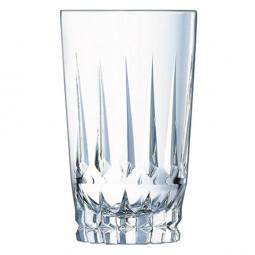 Хрустальная ваза Ornements 27 см Collectionneur Cristal d'Arques Paris \ L8171